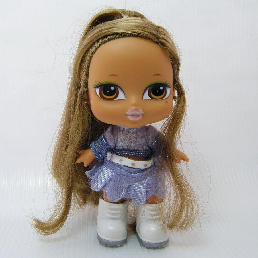 "Bratz Babyz YASMIN Ice Champions 5"" Doll (Toys R Us Exclusive)"