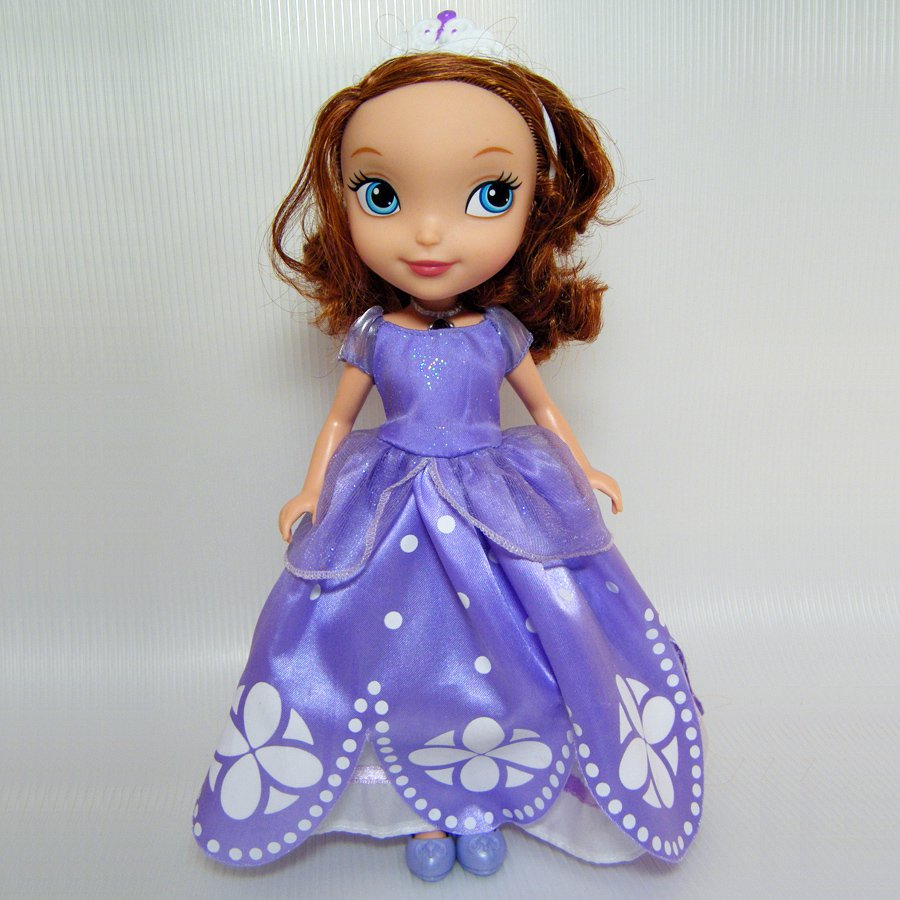 Disney Princess Sofia The First  Doll with Magical Talking Amulet 2013