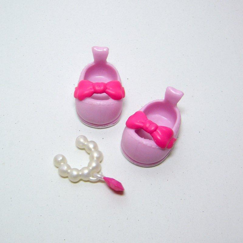 Lalaloopsy Littles TRINKET SPARKLES Shoes & Charm Bracelet Full Size Doll