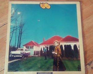 UFO - Phenomenon - 1974 UK Vinyl LP Record - VERY GOOD CONDITION