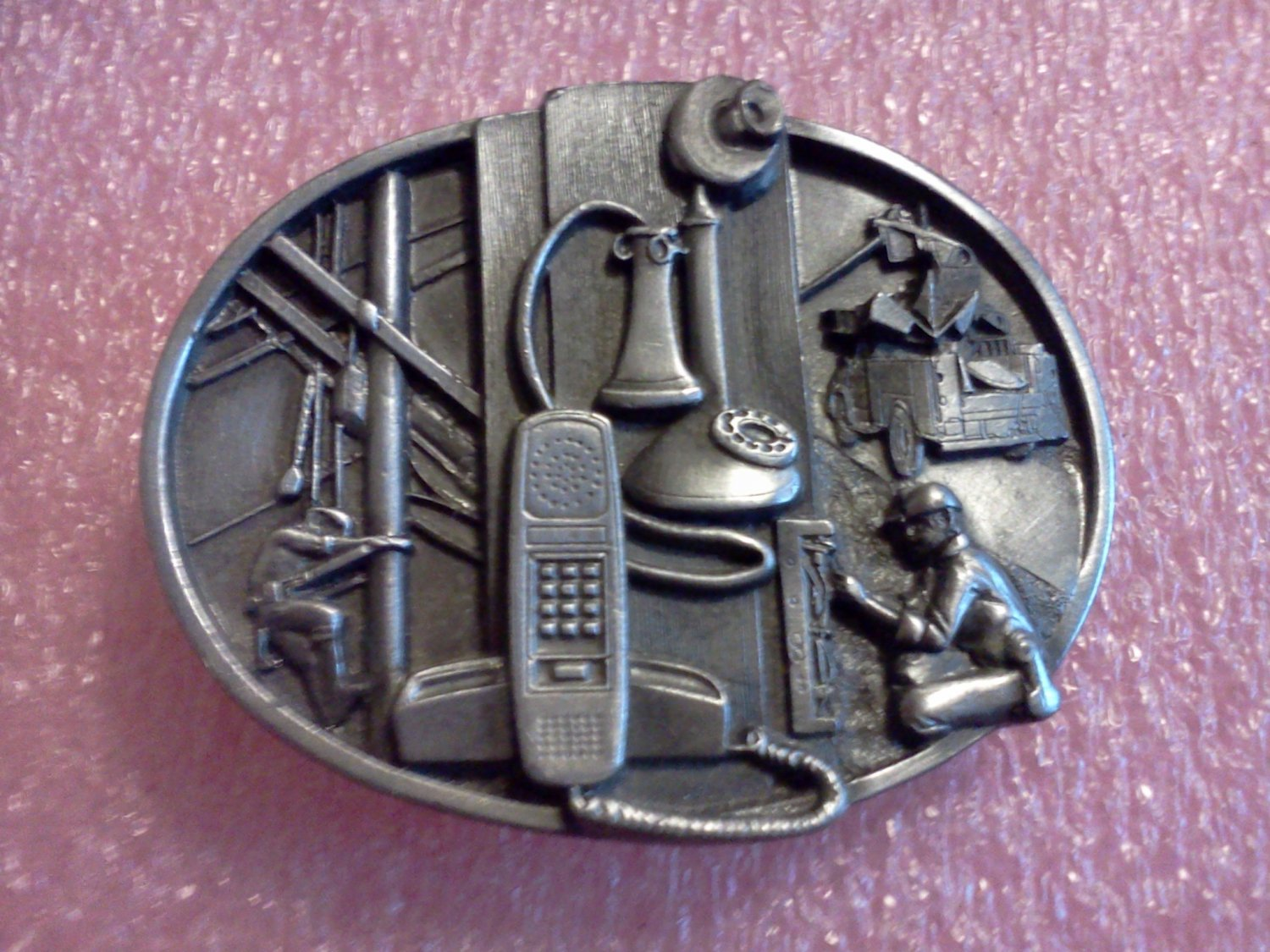 Siskiyou Belt Buckle-  Made in the USA**FREE US Shipping**
