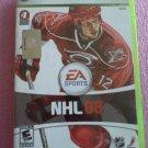 NHL 08 (Microsoft Xbox 360, 2007)