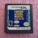 High School Musical: Makin' the Cut (Nintendo DS, 2007)
