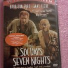 Six Days, Seven Nights (DVD)   NEW