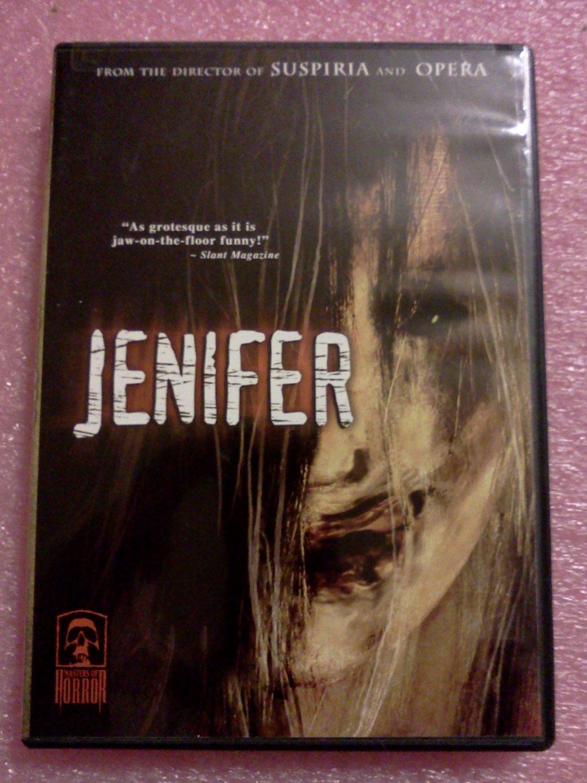Masters of Horror - Dario Argento: Jenifer (DVD, 2006)