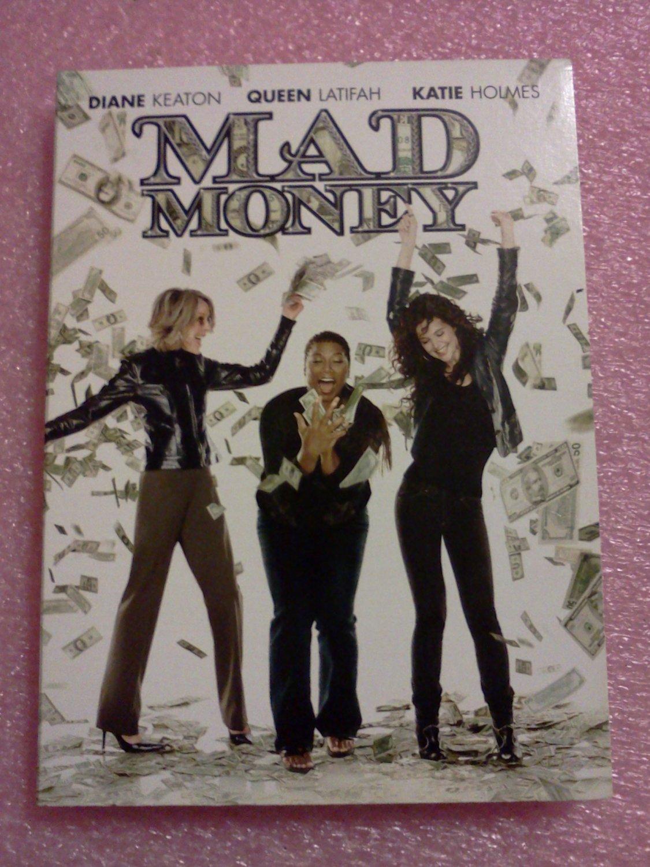 Mad Money (DVD, 2008) Diane Keaton, Queen Latifah, Katie Holmes