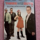 Three Wise Guys (DVD, 2006)