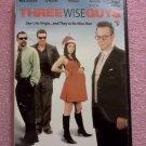 Three Wise Guys (DVD, 2006)
