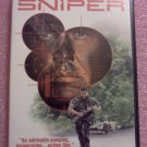 "SNIPER DVD 2 SIDED DISC TOM BERENGER 99"" WIDESCREEN RATED R TRI STAR 1993"