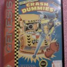 Incredible Crash Dummies (Sega Genesis, 1993)