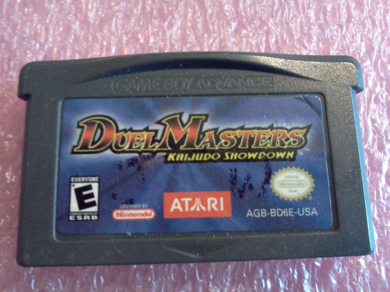Duel Masters: Kaijudo Showdown (Nintendo Game Boy Advance, 2004)