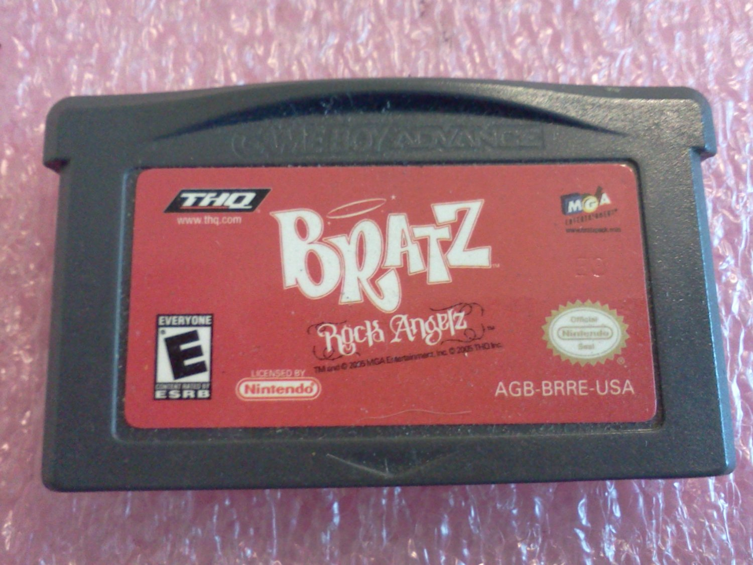Bratz: Rock Angels (Game Boy Advance)