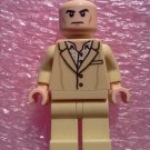 Lego Minifigure Tan 70's suit