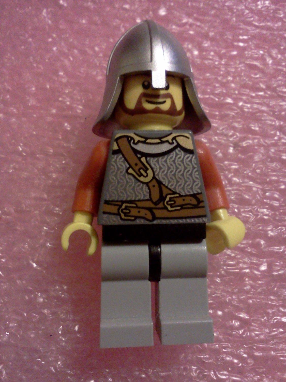 LEGO Kingdoms Soldier Minifigure