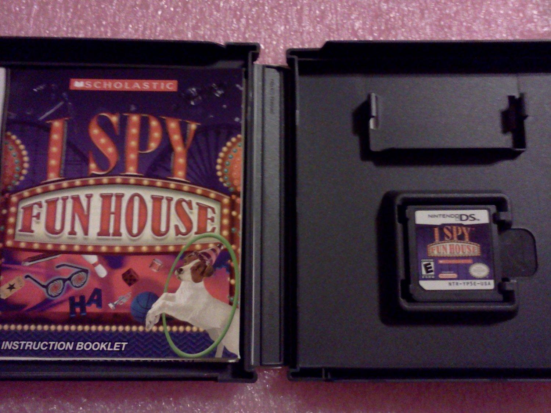 I Spy Funhouse (Nintendo DS, 2007)