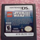 LEGO Star Wars III: The Clone Wars (Nintendo DS, 2011)