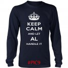 Keep Calm And Let AL Handle It