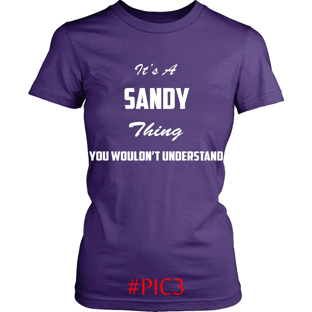 Its SANDY Thing You Wouldnt Understand