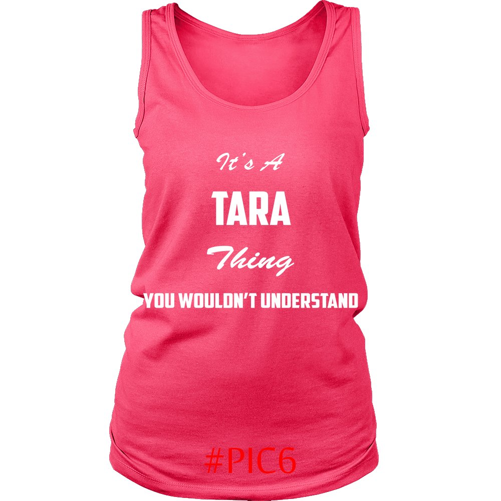 Its TARA Thing You Wouldnt Understand