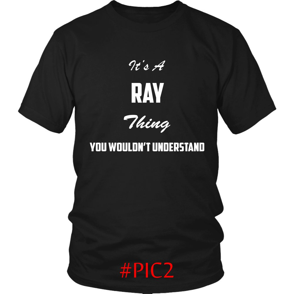 Its RAY Thing You Wouldnt Understand