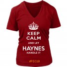 Keep Calm And Let HAYNES Handle It
