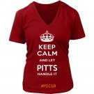 Keep Calm And Let PITTS Handle It