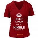 Keep Calm And Let KIMBLE Handle It