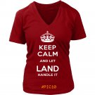 Keep Calm And Let LAND Handle It