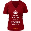 Keep Calm And Let COMER Handle It