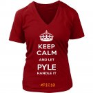 Keep Calm And Let PYLE Handle It