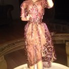 BARBIE FASHION NIGHT PRINCESS PARTY DRESS OUTFIT GIRLS GIFTS OOAK