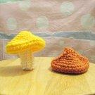 PDF Pattern- Crochet Mushroom