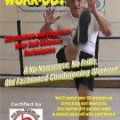 """KRAV MAGA WORKOUT"" Full Self Defense Conditioning Routine Video, DVD"