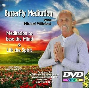 """The Butterflies"" Guided Meditation for Health & Wellness DVD"