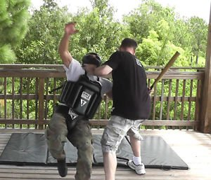 """KWIK KRAV III"" Krav Maga Self Defense Advanced Training Video DVD"