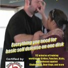 """EASY SELF-DEFENSE"" A Simple System for Everyone, Krav Maga DVD."