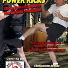 """POWER KICKS"" Krav Maga Conditioning & Training DVD"
