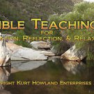 Bible Teachings for Knowledge, Meditation, Relaxation, DVD
