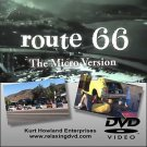 """ROUTE 66 MICRO CAR RUN"", DVD, a Road Trip on Historic Route 66"