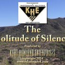 """SILENCE & SOLITUDE DVD"" Destress and Relax with this Thought Provoking Video."