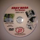 """KRAV MAGA for Women II"" Self Defense Video DVD."