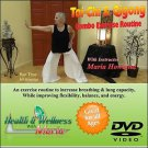 Tai-Chi & Qigong Combo Exercise DVD, Increase Breathing, Flexibility, & Stamina