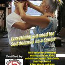 """SELF DEFENSE for people 50 and up"" Krav Maga Training Video, DVD."