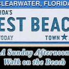 """VIRTUAL BEACH WALKS"" FOR EXERCISE, HEALTH, & WELLNESS, 3 Disk DVD set"