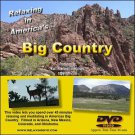 "Relaxing in Americas ""BIG COUNTRY"" enjoy amazing scenery from Colorado, Oklahoma"