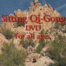 """SITTING QI-GONG"" for All Age Groups, Meditation / Relaxation DVD"