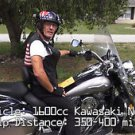"""Virtual Motorcycle Tour of  Central & North Florida"" Relaxation / Travel DVD"