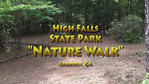 """HIGH FALLS STATE PARK VIRTUAL WALK"" Treadmill, Stair Stepper, Exercise DVD"