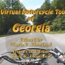 """Virtual Motorcycle Tour of Georgia"" Travel the back roads and Relax. DVD"
