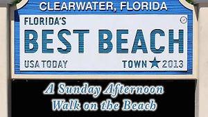 VIRTUAL BEACH WALKS FOR HEALTH, WELLNESS, & WELLBEING - 3 Disk DVD set